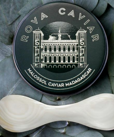Cuillère Nacre Rova Caviar