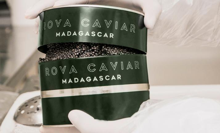 Rova Caviar Madagascar Boîte