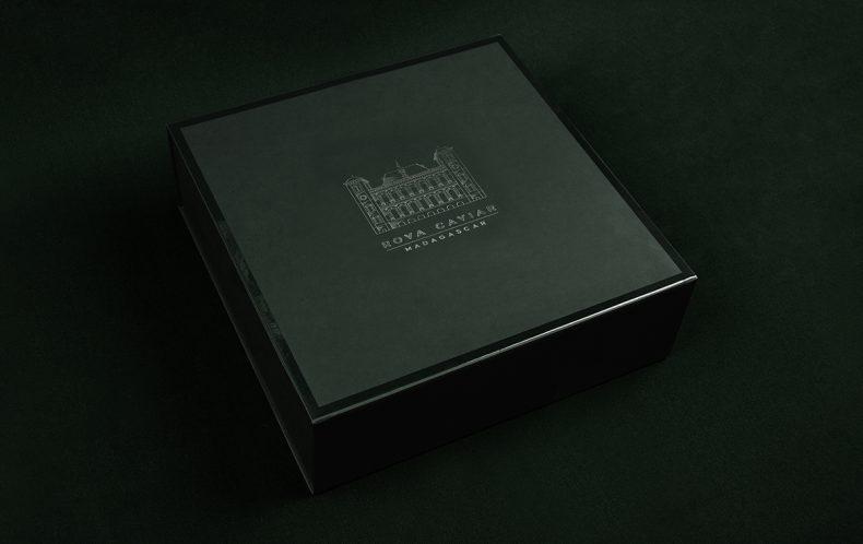 Coffret Rova Caviar a la Français boite