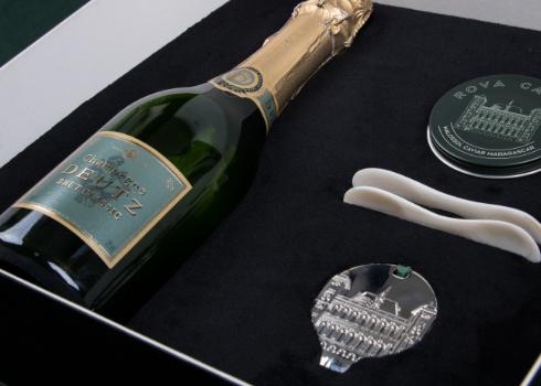 Dégustation Française Rova Caviar