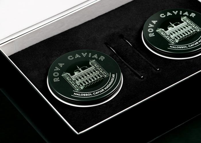 Coffret Rova Caviar Classique